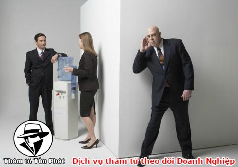 Dịch vụ thám tử điều tra doanh nghiệp