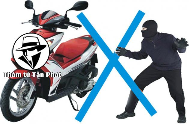 Dịch vụ thám tử thu thập bằng chứng trộm xe máy