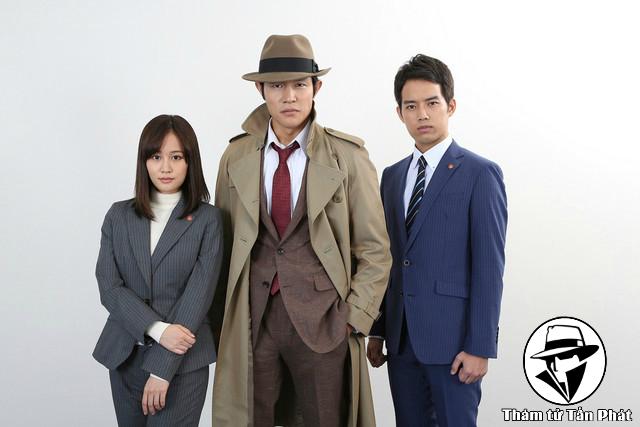 Thám tử Tấn Phát kể chuyện về nữ thám tử đa tài Maeda Atsuko.
