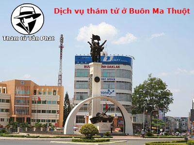 Giá thuê thám tử theo dõi ở Buôn Ma Thuột uy tín tỉnh Đắk Lắk